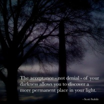 Acceptance quote