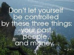 dont let yourself be controlled quote